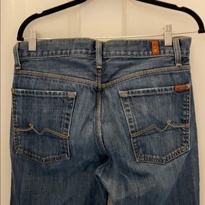 """Men's 7 for all mankind jeans """"slimmy"""""""